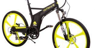 ULTIMATE elektromos kerékpárok