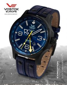 VOSTOK EUROPE ANCHAR NH35A/5109246
