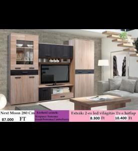 A Horizont Bútor jelmondata: garantált minőség olcsón. A Horizont Bútor valóban olcsón kínálja felső kategóriás szekrénysorait. Nézzen szét a bútoraink között akár itt virtuálisan a honlapunkon, vagy valamelyik Horizont Bútor áruházunkban személyesen. Kérdés esetén telefonon várjuk érdeklődését.